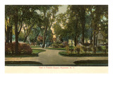 Franklin Square, Rochester, New York Prints
