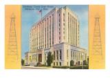 Courthouse, Oklahoma City, Oklahoma Posters
