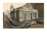 Grand Central Station, New York City Prints