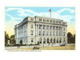 Courthouse, Portsmouth, Ohio Art