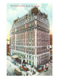 Knickerbocker Hotel, New York City Prints