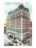 Knickerbocker Hotel, New York City Prints