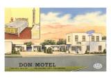 Don Motel, Oklahoma City, Oklahoma Art