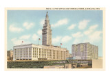 Post Office, Terminal Tower, Cleveland, Ohio Art
