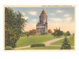 Garfield Memorial, Cleveland, Ohio Prints
