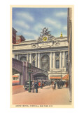 Grand Central Station, New York City Prints