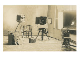 Early Photographic Equipment Prints