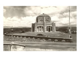 Vista House, Crown Point, Oregon Prints