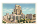 Weill Cornell Medical Center, New York City Prints