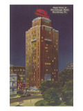 Harrisburger Hotel, Harrisburg, Pennsylvania Posters