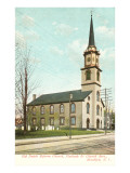 Old Dutch Church, Brooklyn, New York City Prints