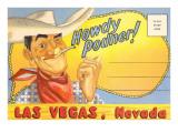 Howdy Podner, Las Vegas, Nevada Poster