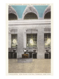 Main Concourse, Grand Central Station, New York City Posters