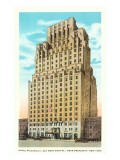 Hotel Piccadilly, New York City Prints