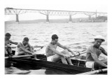 Exhausted Rowers Prints