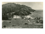 Coast Highway, Heceta Head, Oregon Prints