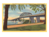 Peace Bridge, Buffalo, New York Posters