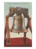 Liberty Bell, Philadelphia, Pennsylvania Print
