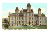 Syracuse University, New York Prints