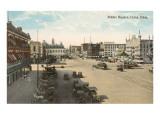 Public Square, Lima, Ohio Prints