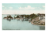 Gernell Yacht Club, Thousand Islands, New York Prints