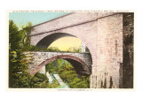 Croton Aqueduct, Croton-on-Hudson, New York Prints