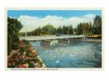 Truckee River, Reno, Nevada Poster