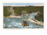 Cable Car over Whirlpool Rapids, Niagara Falls Prints