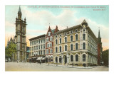 St. Peter&#39;s Church, Albany, New York Prints