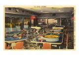 21 Club Casino, Hotel Last Frontier, Las Vegas, Nevada Posters