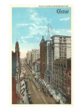 Euclid Avenue, Cleveland, Ohio Prints