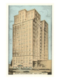Hotel Knickerbocker, New York City Prints
