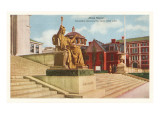 Alma Mater Statue, Columbia University, New York Prints
