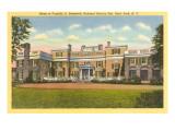 FDR Home, Hyde Park, New York Prints
