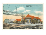 Union Depot, Marion, Ohio Posters