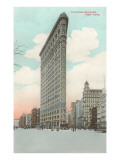 Flatiron Building, New York Prints