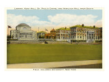 Library, Campus Buildings, Columbia University, New York City Prints