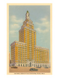 National Bank, Tulsa, Oklahoma Prints