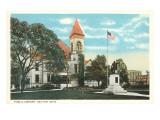 Public Library, Dayton, Ohio Print