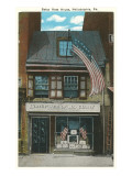 Betsy Ross House, Philadelphia, Pennsylvania Posters