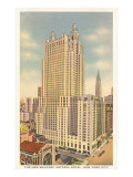 Waldorf Astoria Hotel, New York City Posters