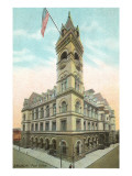 Brooklyn Post Office, New York City Posters