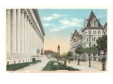 Washington Avenue, Albany, New York Kunst
