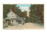Valley Green Inn, Philadelphia, Pennsylvania Posters