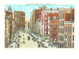 State Street, Rochester, New York Print