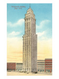 Woolworth Building, New York City Prints
