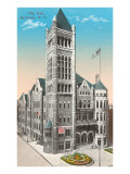 City Hall, Syracuse, New York Prints