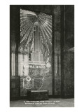 Lobby, Empire State Building, Art Deco, New York City Posters