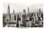 Midtown Skyline, New York City Poster