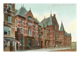 Music Hall, Cincinnati, Ohio Print